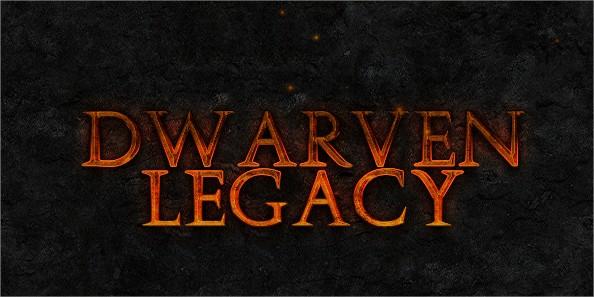 dwarven legacy logo