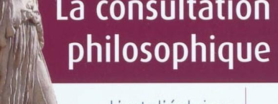 La consultation philosophique par Eugénie Vegleris