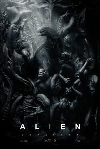 Affiche du film Alien Covenant